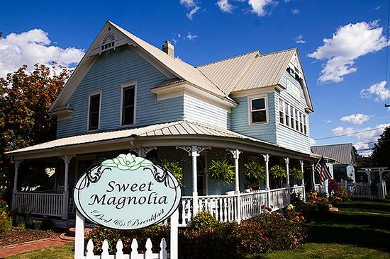 Sweet Magnolia Bed And Breakfast Sandpoint Id