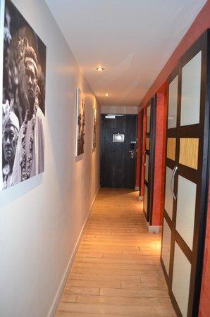 Manava Suite Resort Tahiti : hall
