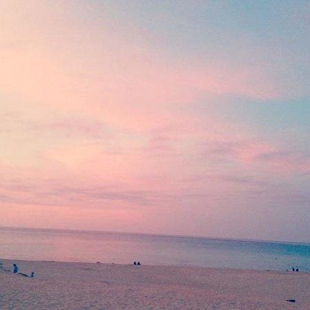 Viva Cala Mesquida Resort & Spa: Море закат