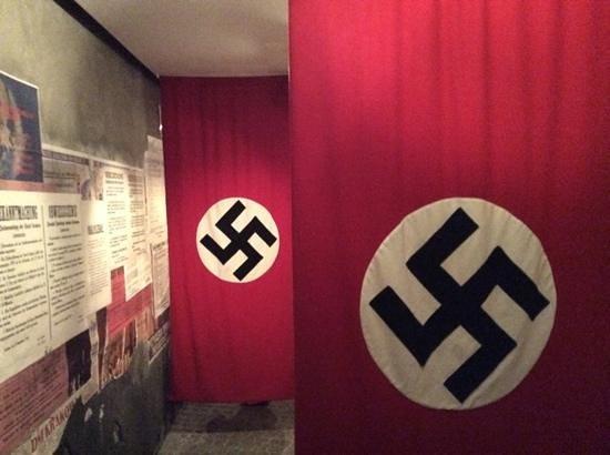 Usine d'Oskar Schindler : Exhibit