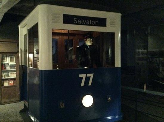 Usine d'Oskar Schindler : Passenger Train Car