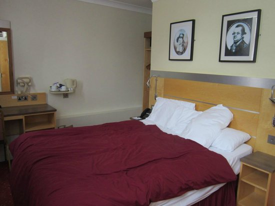 Best Western Victoria Palace : chambre