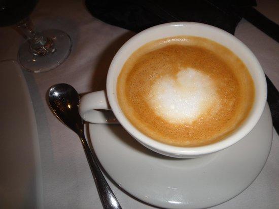 The Royal Suites Yucatan by Palladium: morning latte