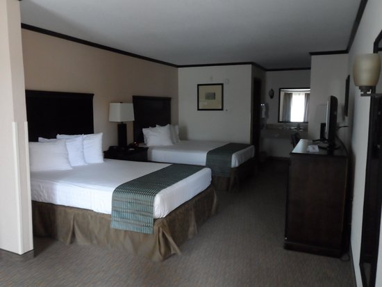 Cochran Inn & Suites: Double Room