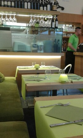 I Tartufi Bistrot: restaurante