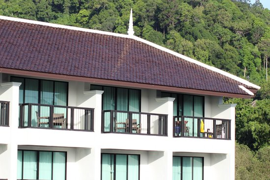 Centara Anda Dhevi Resort and Spa: view from room
