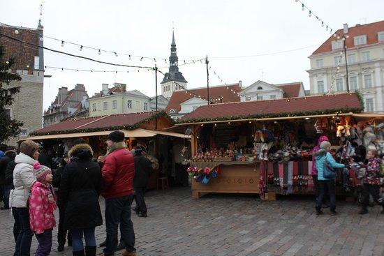 Rathausplatz: Ратушная площадь