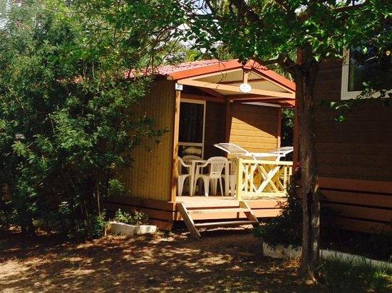 Camping Ras L'bol : bungalow
