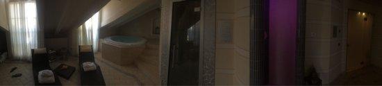 Victoria Hotel: Panoramica della SPA