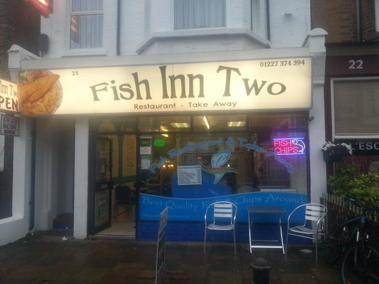 Fish Inn Two: welcome