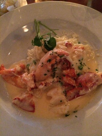 The Front Porch Piano Bar & Restaurant : Lobster Risotto. Unforgettable.