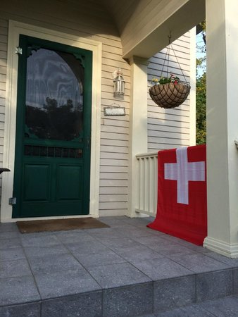 Harwood House Bed & Breakfast: Preparing for the FIFA World Cup 2014