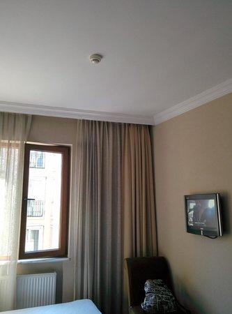 Hotel Ilkay : Stanza