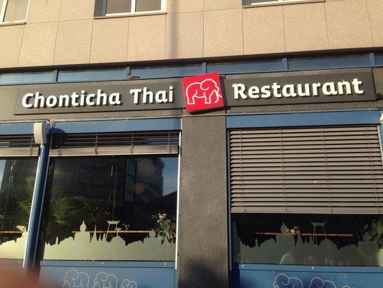 Chonticha Thai Restaurant: Fantastisk resturant