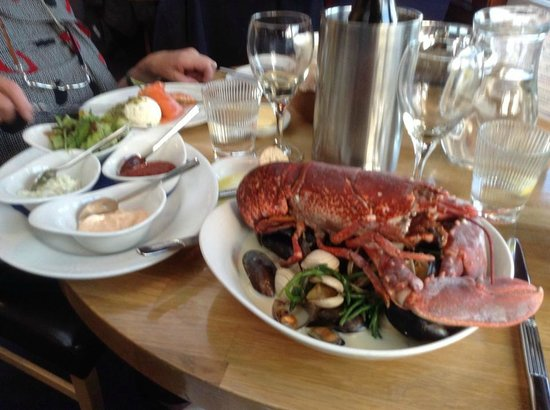 Crannog Seafood Restaurant: Oh YES!