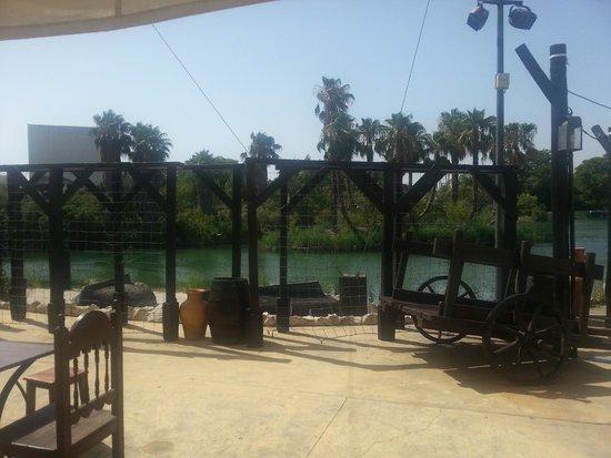 Parque Isla Mágica: Parc