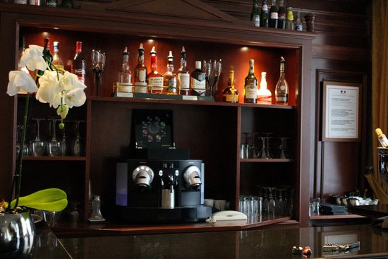 Melia Royal Alma: Lobby bar