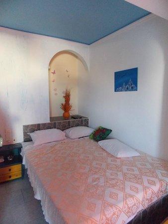 Margarita Hotel: Chambre 104 au rez de chaussée
