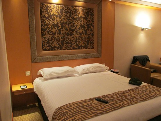 Millennium Gloucester Hotel London Kensington: Hotel Room