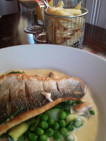 Seventy One: Sea bass