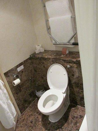 Millennium Gloucester Hotel London Kensington : Hotel Room Bathroom