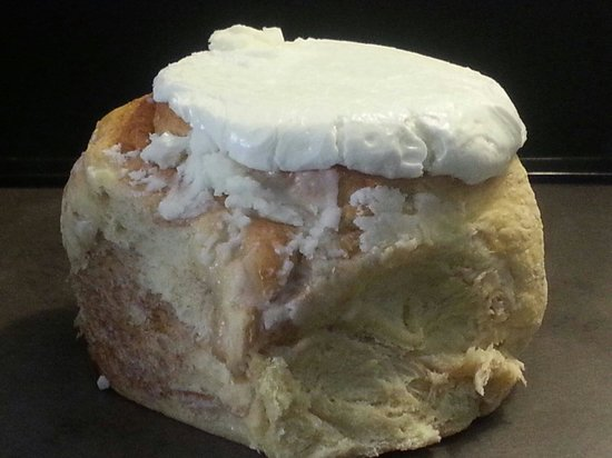 "Suzie's Cafe & Catering : ""The Cinnamon Roll"""