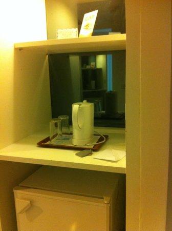Ambassador City Jomtien : in-room facilities