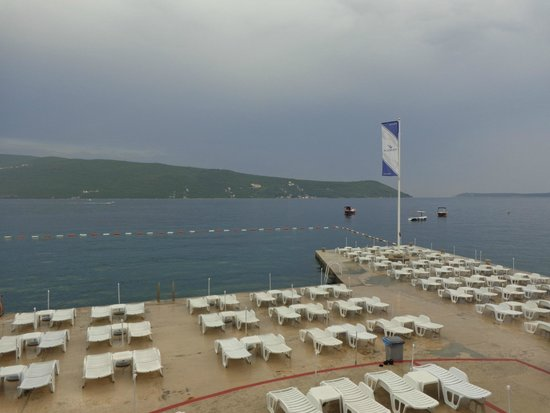 Hotel Perla: Ocean