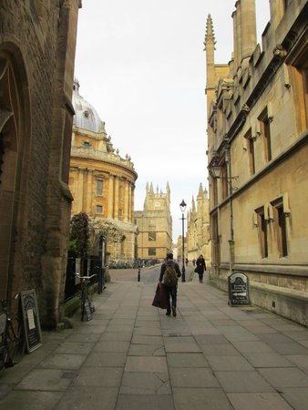 Golden Tours : Oxford