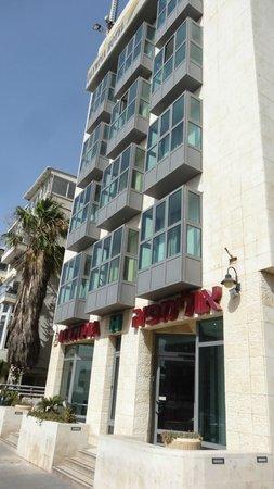 Olympia Hotel Tel Aviv - By Zvieli Hotels: Отель ОЛИМПИЯ