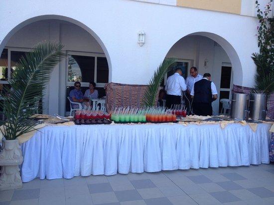El Mouradi Club Selima : Cocktails à volonté