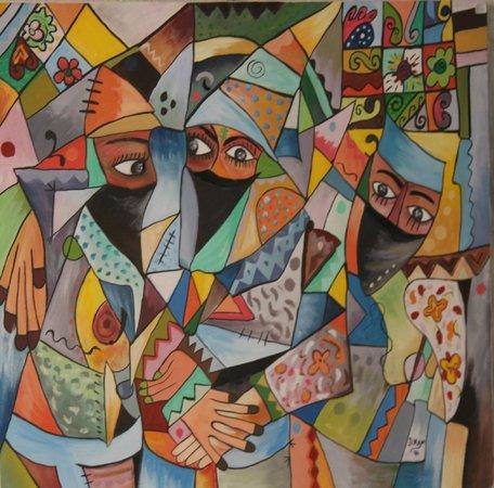 Riad Watier: Artwork