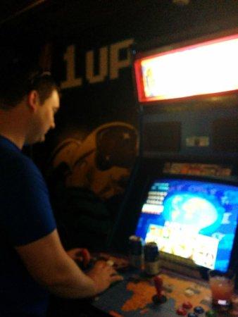 The 1 Up LODO: Plenty of arcade games