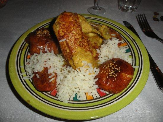 Riad Watier : Dinner