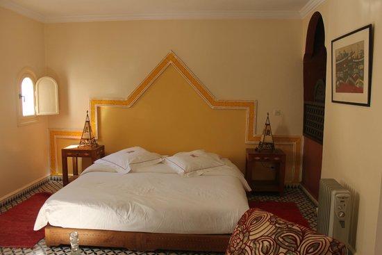 Riad Watier : Our bedroom