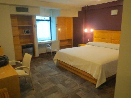 Victoria Regia Hotel & Suites: La habitación