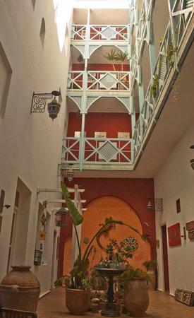 Riad Watier : The bedrooms