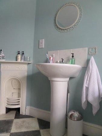 Wellington House B&B : Lovely toiletries