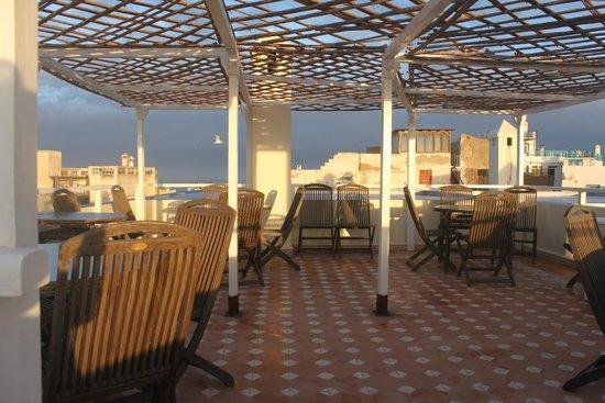 Riad Watier : Terrace