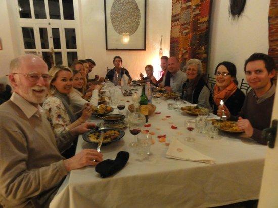 Riad Watier : Convivial dinner with Jean-Gabriel