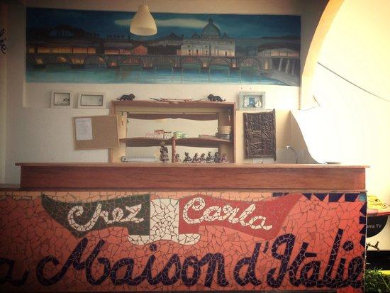 Hotel La Maison d'Italie: Chaleureux