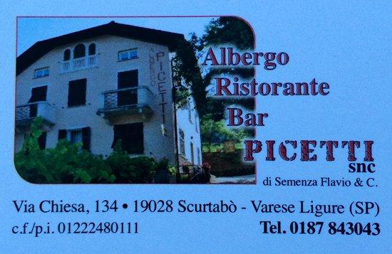 Albero Ristorante Bar Picetti