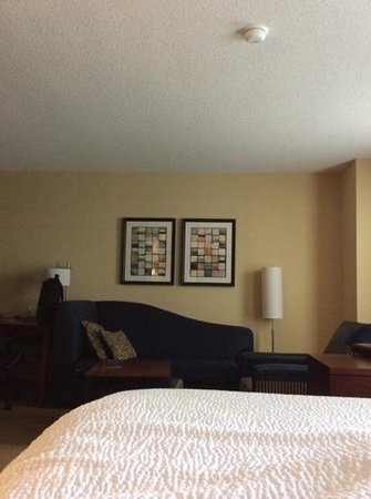 Residence Inn Toronto Downtown/Entertainment District: couch
