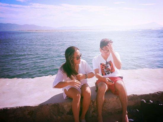Estero Beach Hotel & Resort: Beach