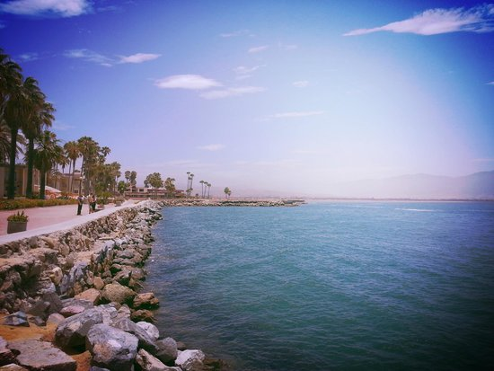 Estero Beach Hotel & Resort: View from the restaurant