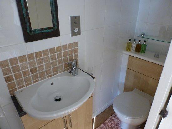 Easedale Lodge: Bathroom