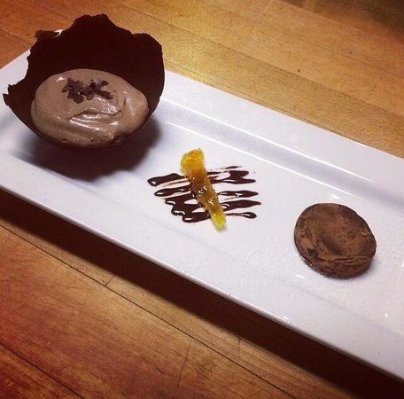Ports Cafe: Chocolate!