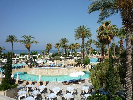 Elysium Hotel: Main pool