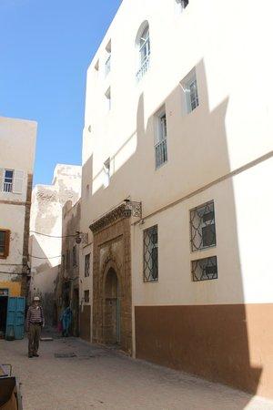 Riad Watier : Ryad Watier in Rue Ceuta