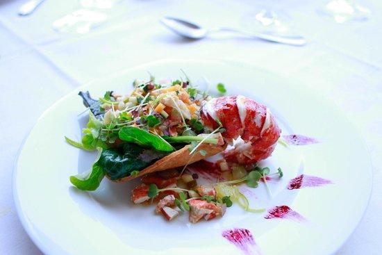 La Picholine : Lobster